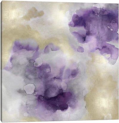 Whisper in Amethyst II Canvas Art Print