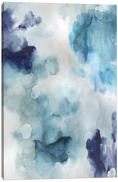 Whisper in Blue Canvas Art Print