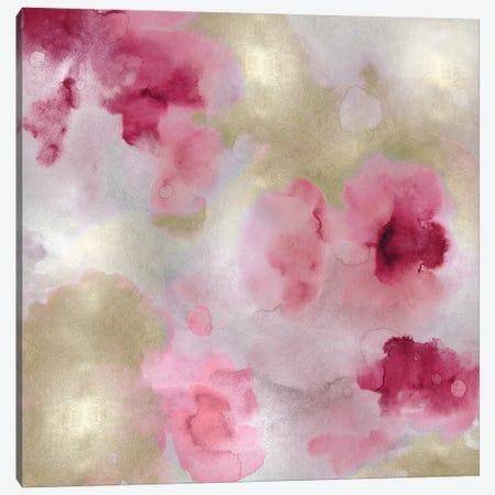 Whisper in Blush I Canvas Print #LMI33} by Lauren Mitchell Canvas Print