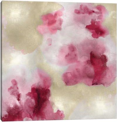 Whisper in Blush II Canvas Art Print