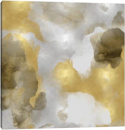 Whisper in Gold II Canvas Art Print