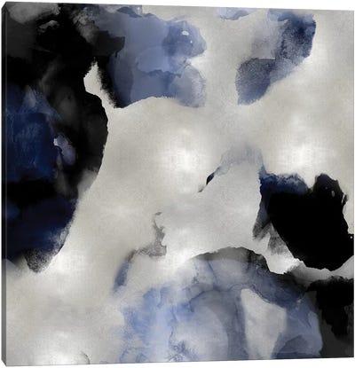 Whisper in Indigo II Canvas Art Print
