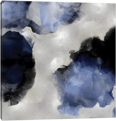 Whisper in Indigo III Canvas Art Print