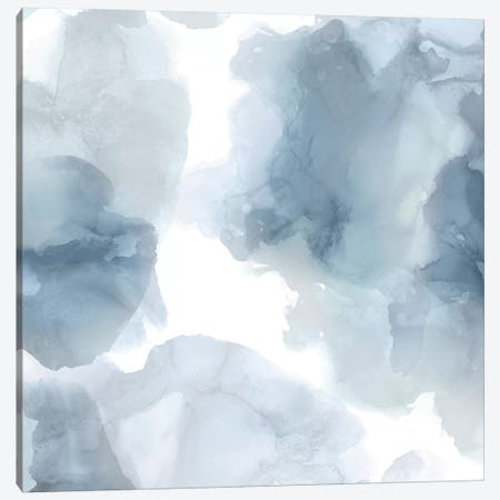 Elevate in Blue Canvas Print #LMI5} by Lauren Mitchell Canvas Wall Art