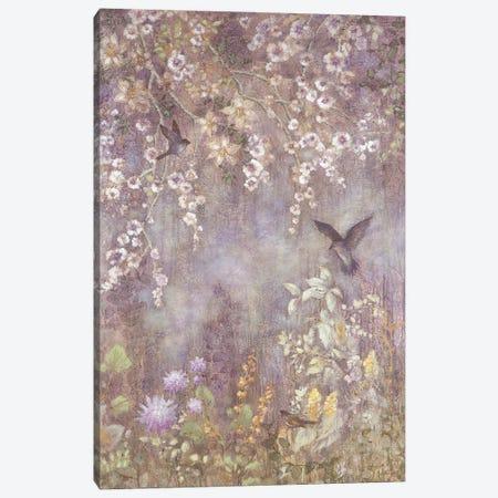 Twilight Garden Canvas Print #LMK16} by Lisa Marie Kindley Canvas Art