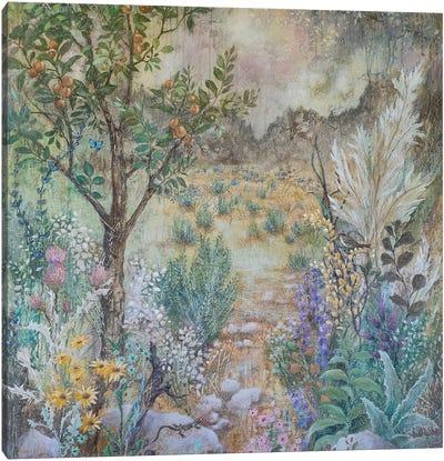 Desert's Edge Canvas Art Print