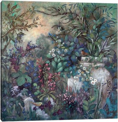 Secret Garden Canvas Art Print