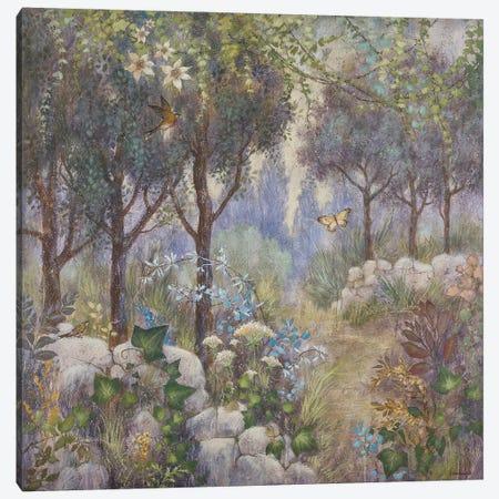 Pathway of Dreams Canvas Print #LMK2} by Lisa Marie Kindley Canvas Print