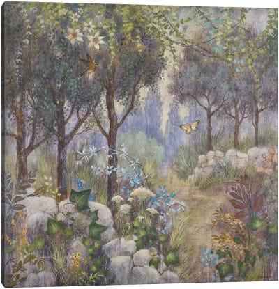 Pathway of Dreams Canvas Art Print
