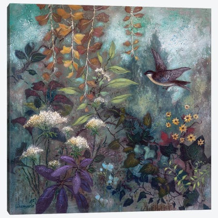 Verdure Canvas Print #LMK32} by Lisa Marie Kindley Canvas Print