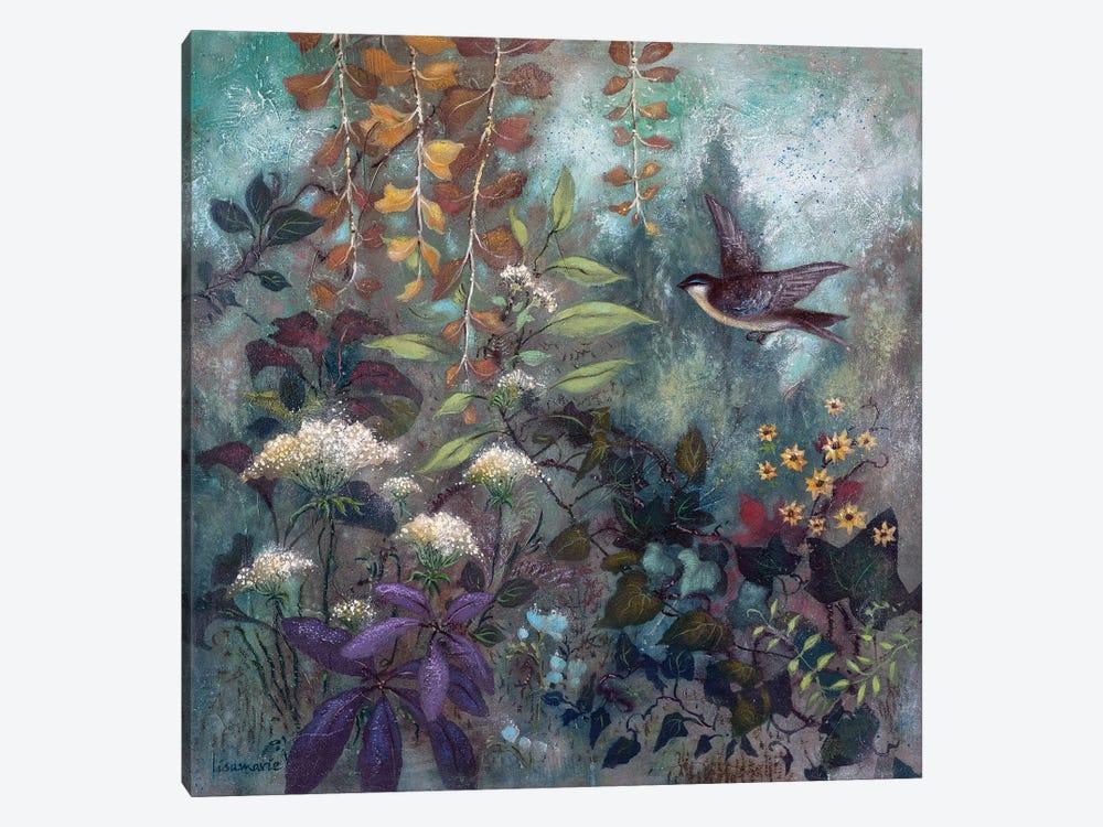 Verdure by Lisa Marie Kindley 1-piece Canvas Print