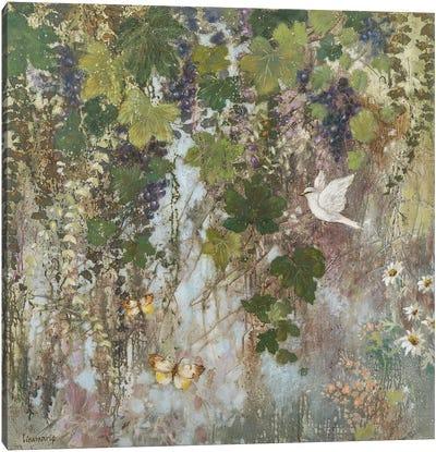 Magic of the Vines Canvas Art Print