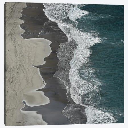 Running waves Canvas Print #LMN1} by Lex Molenaar Canvas Art