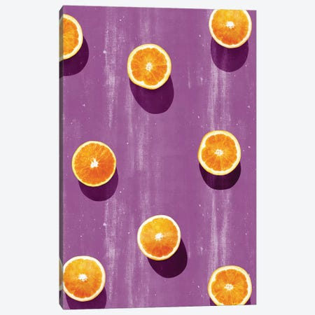 Fruit V-I Canvas Print #LMO102} by LEEMO Canvas Artwork