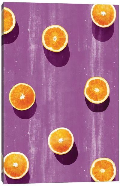 Fruit V-I Canvas Art Print