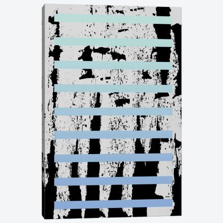 Blocks III Canvas Print #LMO12} by LEEMO Canvas Print