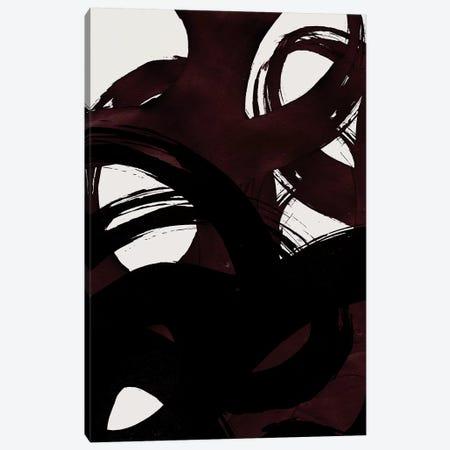 Tide 3-Piece Canvas #LMO131} by LEEMO Canvas Print