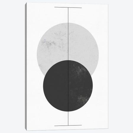 Geometry VIII 3-Piece Canvas #LMO148} by LEEMO Canvas Artwork