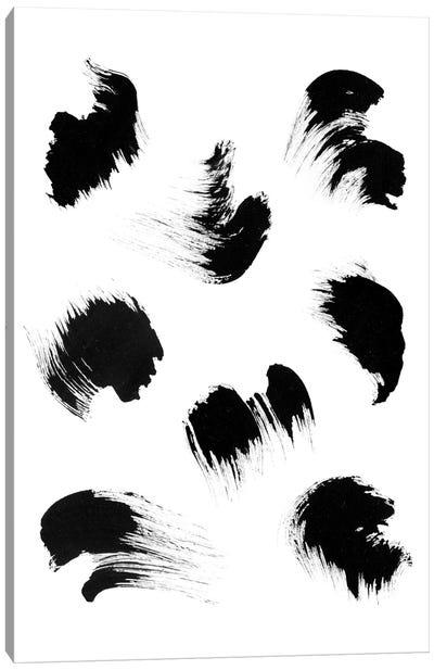 Brush Canvas Art Print