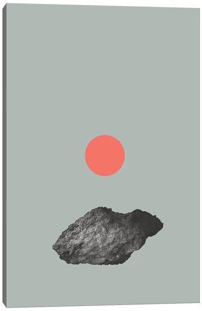 Introspection Canvas Art Print