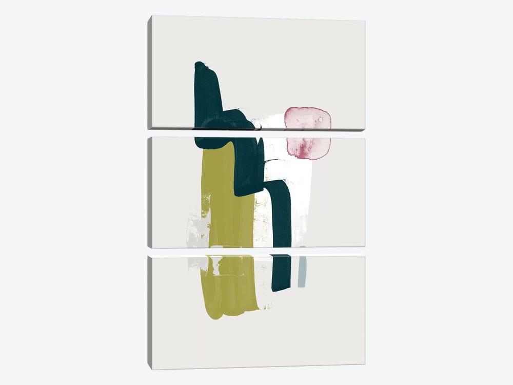Meditation by LEEMO 3-piece Canvas Art