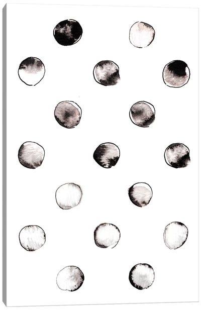 Circles Canvas Print #LMO15