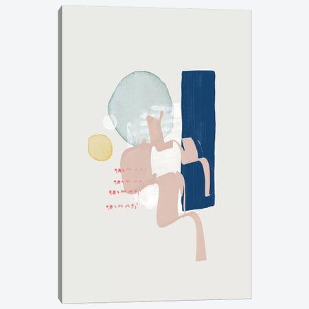 Wish Canvas Print #LMO161} by LEEMO Canvas Art
