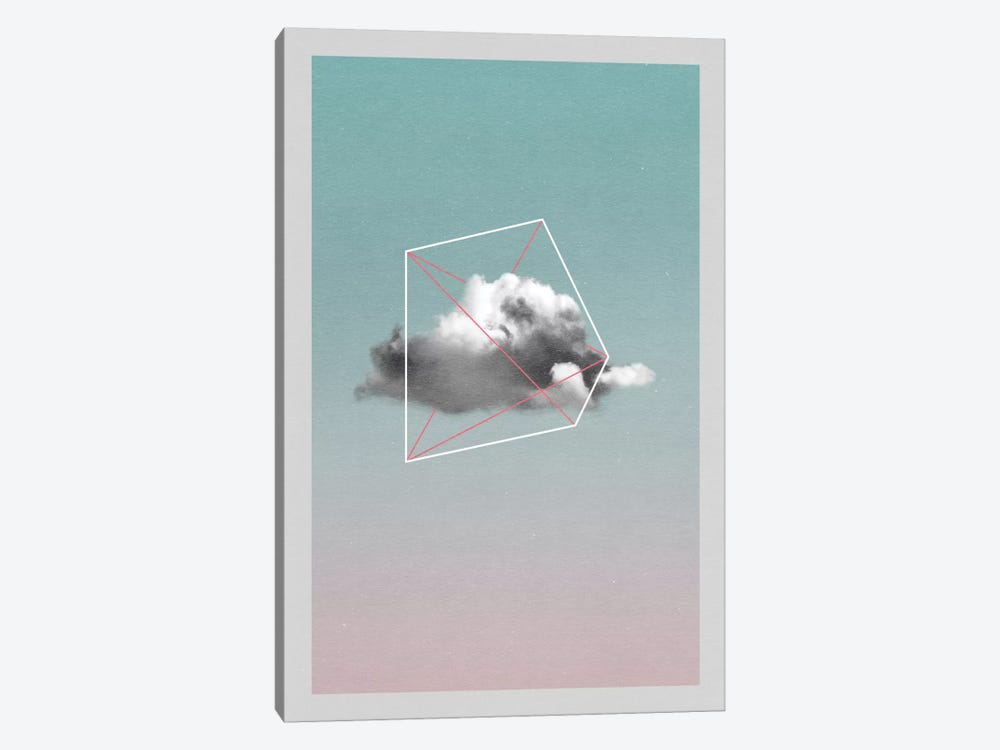 Cloud Storage I by LEEMO 1-piece Canvas Art