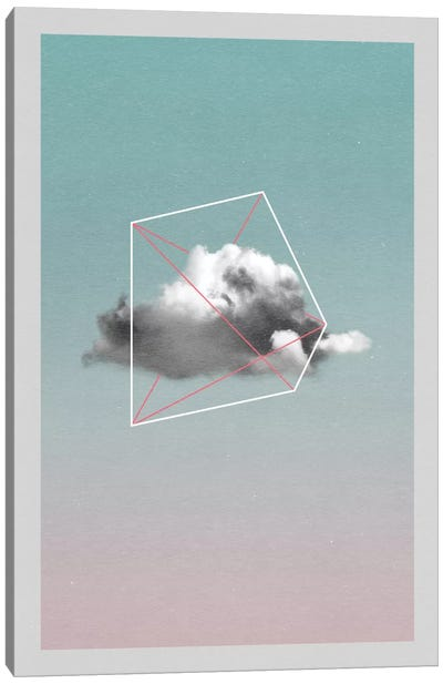 Cloud Storage I Canvas Art Print