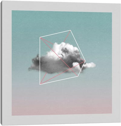 Cloud Storage II Canvas Art Print