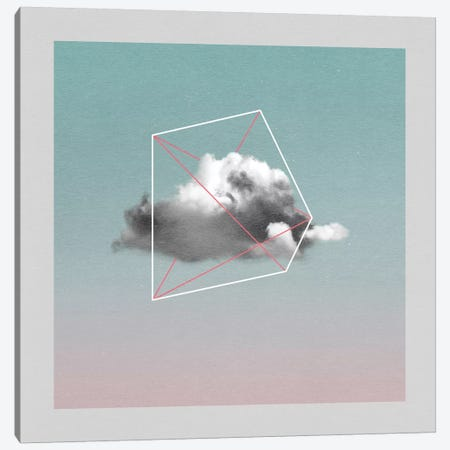 Cloud Storage II Canvas Print #LMO17} by LEEMO Canvas Wall Art