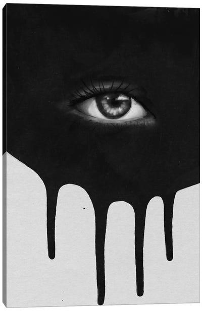 Eye Canvas Print #LMO19