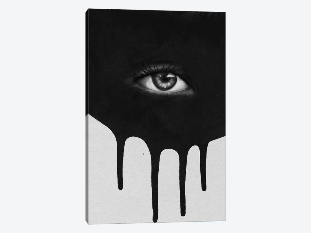 Eye by LEEMO 1-piece Canvas Print