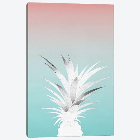 Ananas Comosus Canvas Print #LMO1} by Leemo Canvas Print