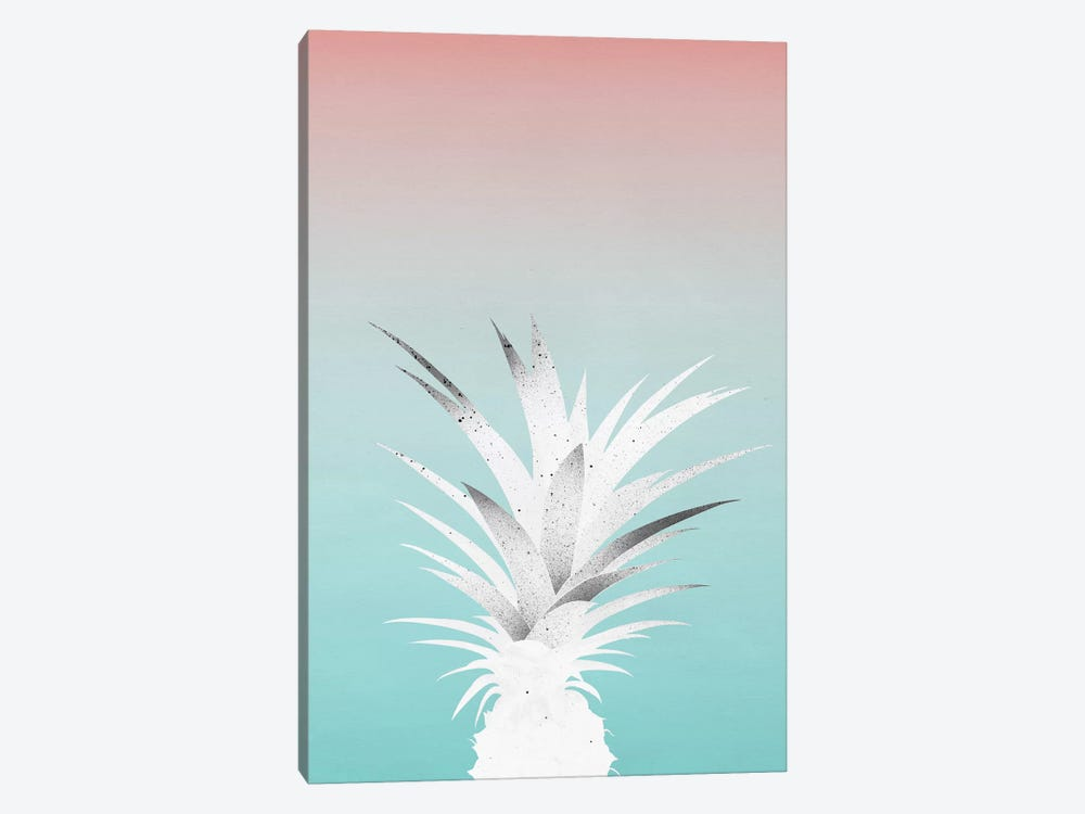 Ananas Comosus by Leemo 1-piece Canvas Art Print