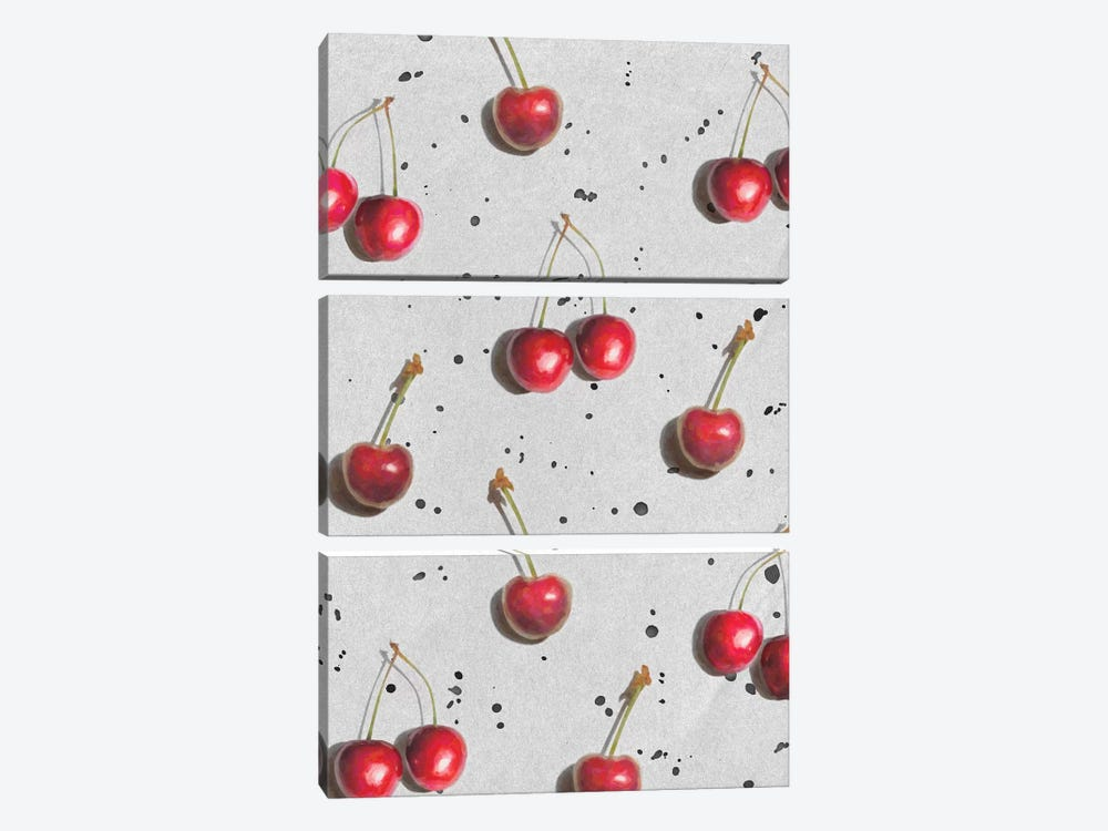 Fruit I by LEEMO 3-piece Canvas Art