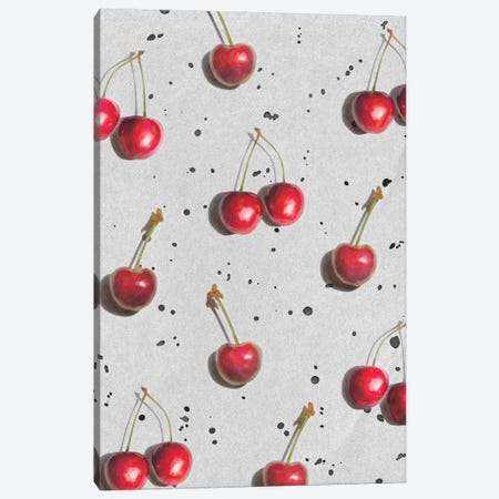 Fruit I Canvas Print #LMO21} by LEEMO Canvas Art