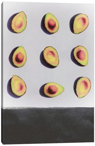 Fruit II Canvas Print #LMO22