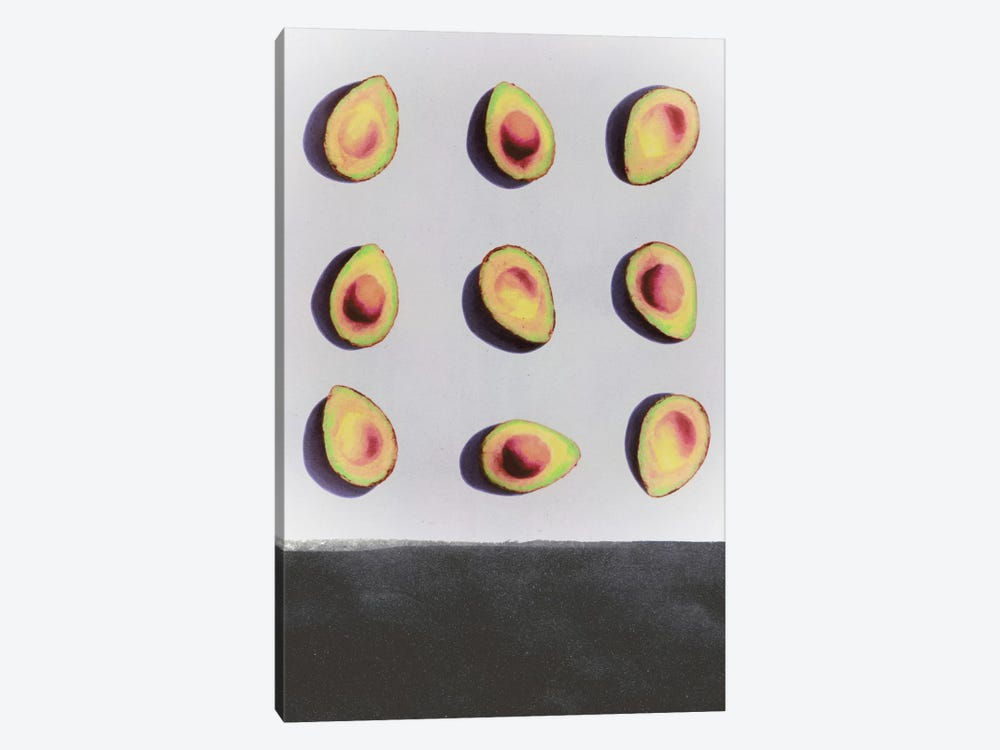 Fruit II by LEEMO 1-piece Canvas Print