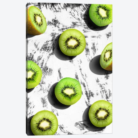 Fruit III Canvas Print #LMO23} by LEEMO Canvas Wall Art