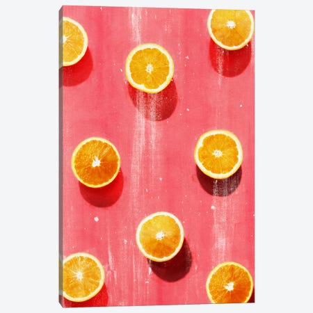 Fruit V Canvas Print #LMO25} by LEEMO Canvas Print
