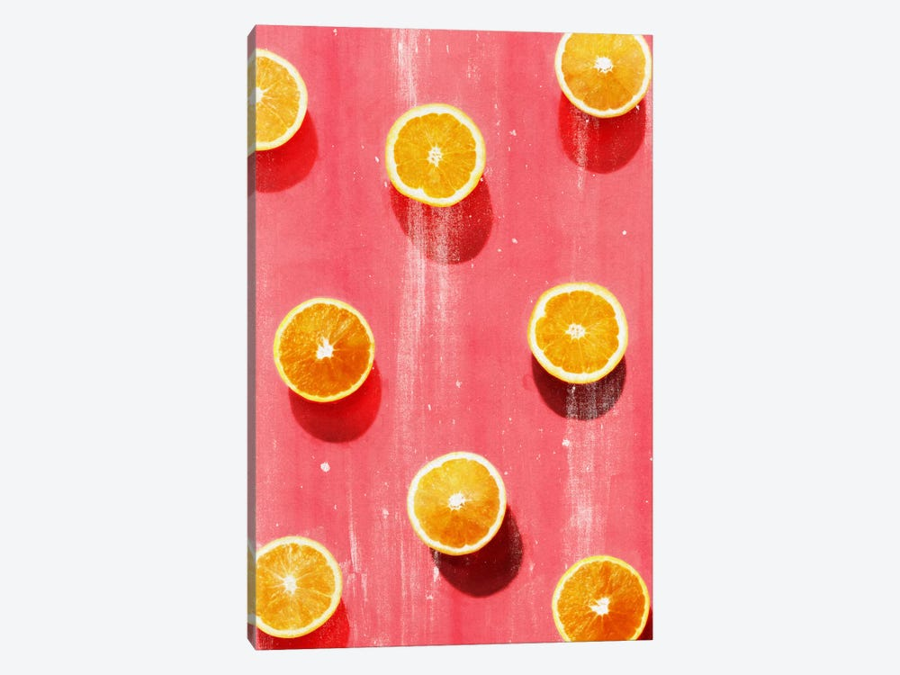 Fruit V by LEEMO 1-piece Canvas Wall Art