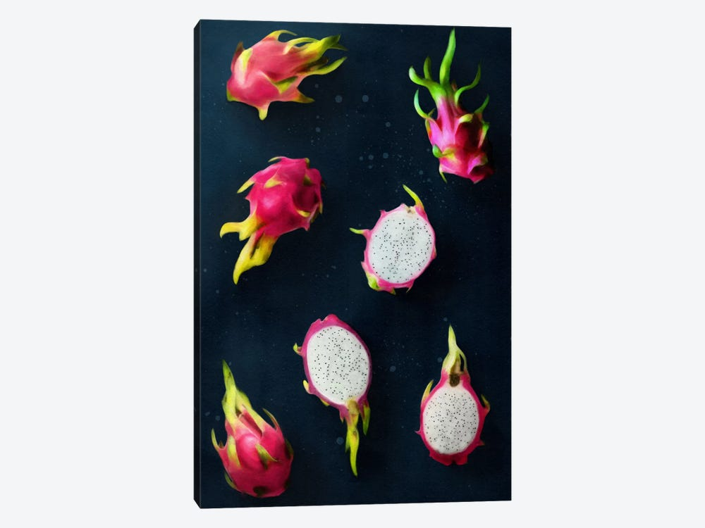 Fruit VII by LEEMO 1-piece Canvas Wall Art