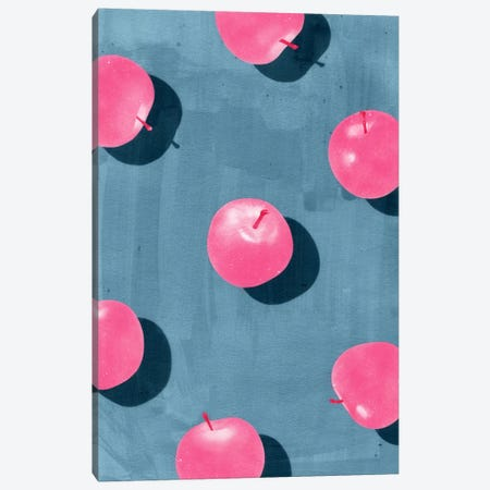 Fruit IX Canvas Print #LMO29} by LEEMO Canvas Artwork