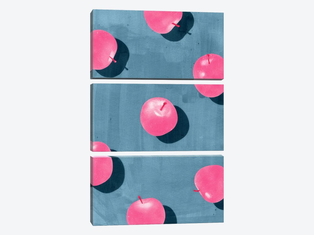 Fruit IX by Leemo 3-piece Canvas Wall Art