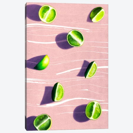 Fruit X Canvas Print #LMO30} by LEEMO Canvas Art Print