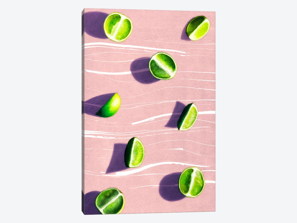 Fruit X by LEEMO 1-piece Canvas Art