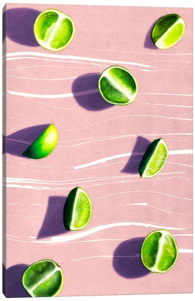 Fruit X Canvas Art Print