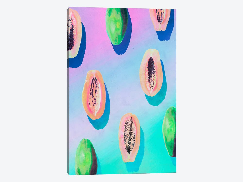 Fruit XI by LEEMO 1-piece Canvas Print