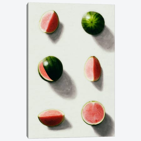 Fruit XIV Canvas Print #LMO34} by LEEMO Canvas Art